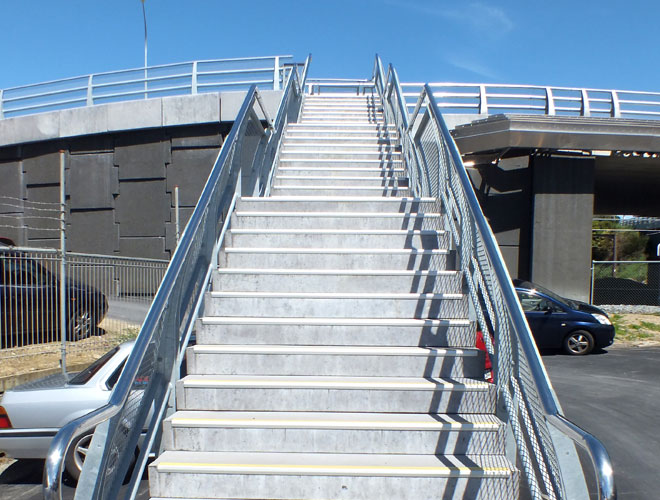 Moorfield Road - Broderick Road Stairs